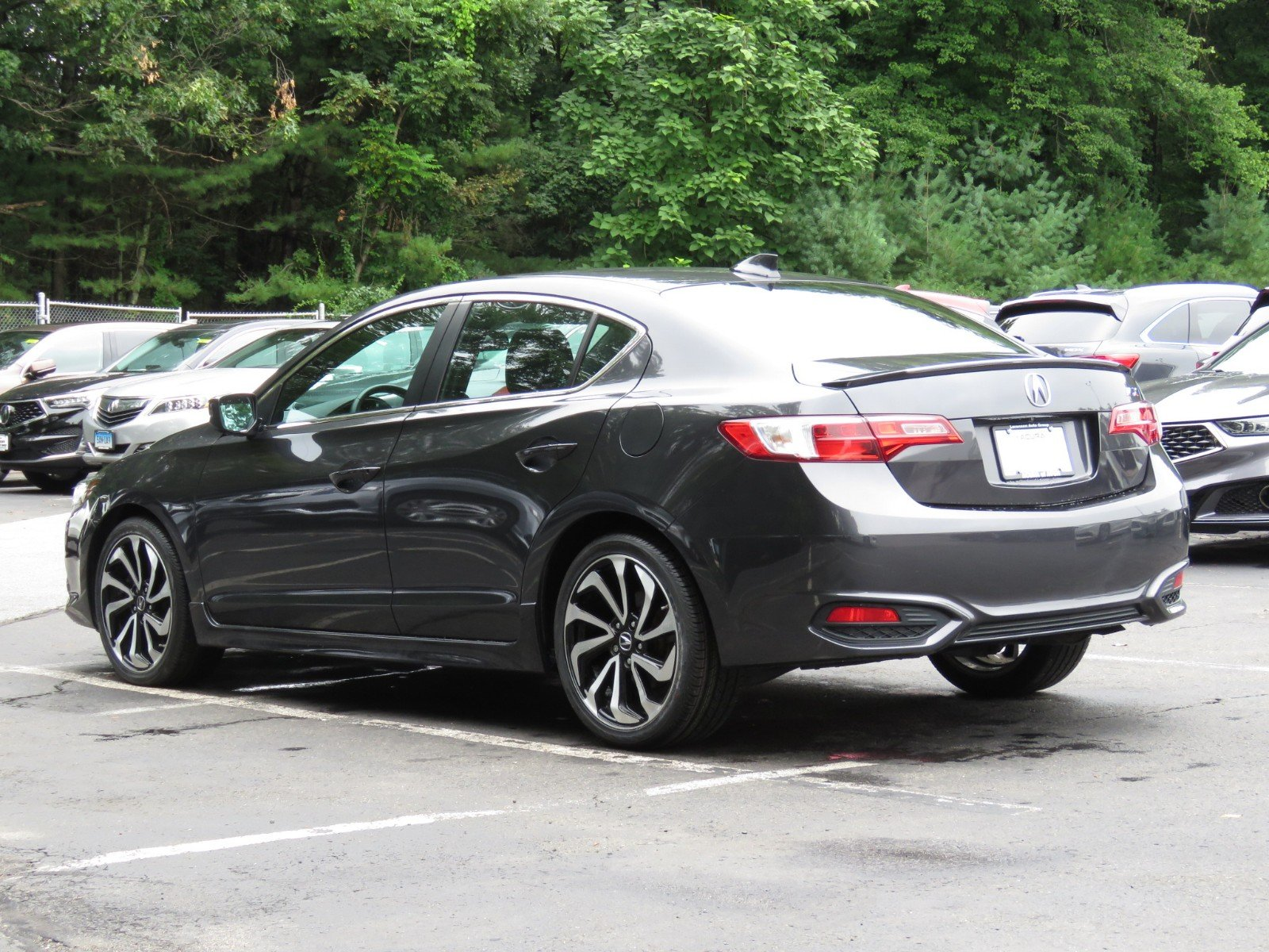 Pre Owned 2016 Acura ILX w Technology Plus A SPEC Pkg 4dr Car in