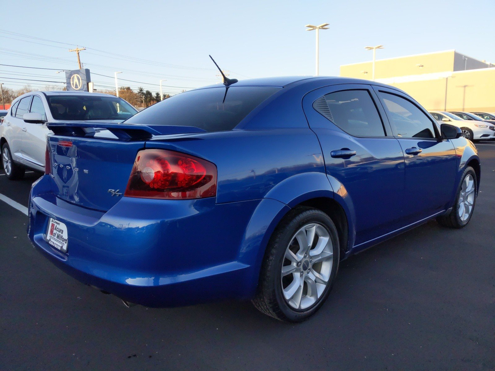 2012 Dodge Avenger Touch Up Paint