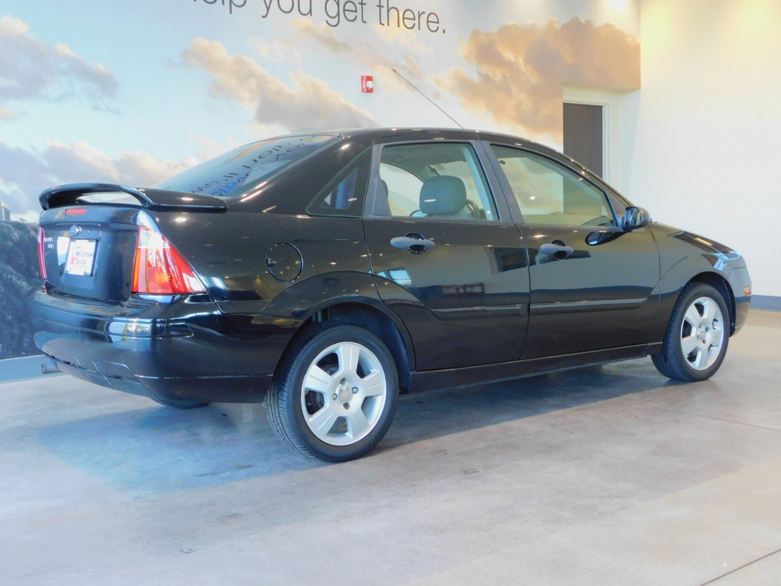 Pre Owned 2007 Ford Focus Se