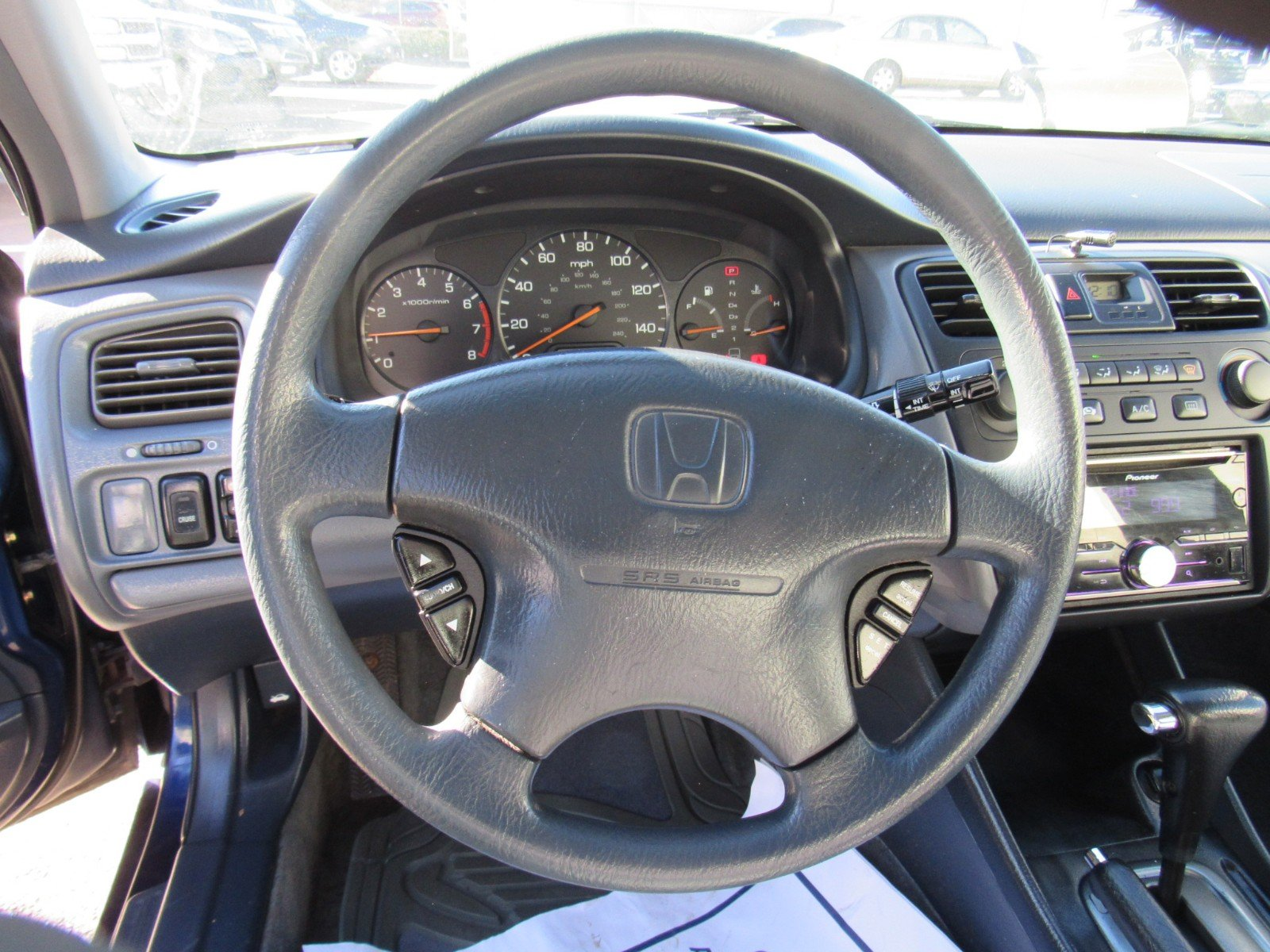 Pre-Owned 2002 Honda Accord EX