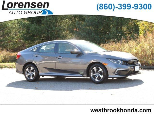 Pre-Owned 2019 Honda Civic LX CVT