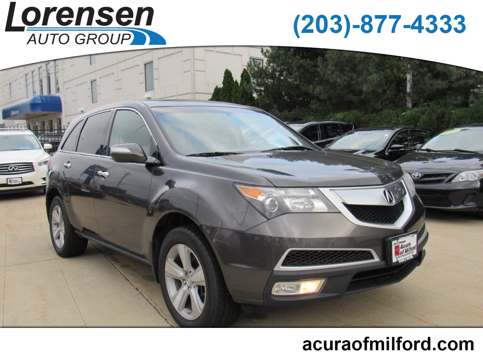 PreOwned Acura MDX Sport Utility In Westbrook X - Acura mdx pre owned