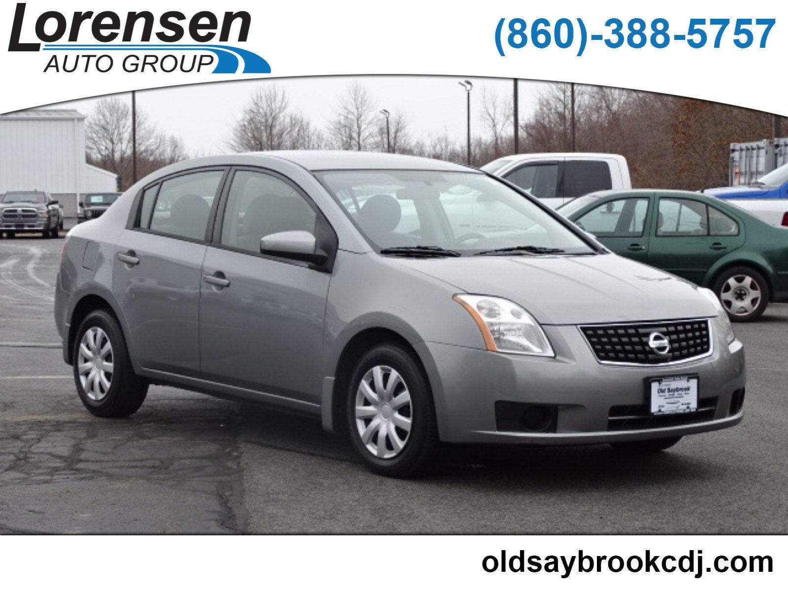 Pre-Owned 2007 Nissan Sentra 2.0