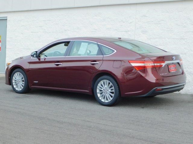Certified Pre-Owned 2015 Toyota Avalon Hybrid TRG