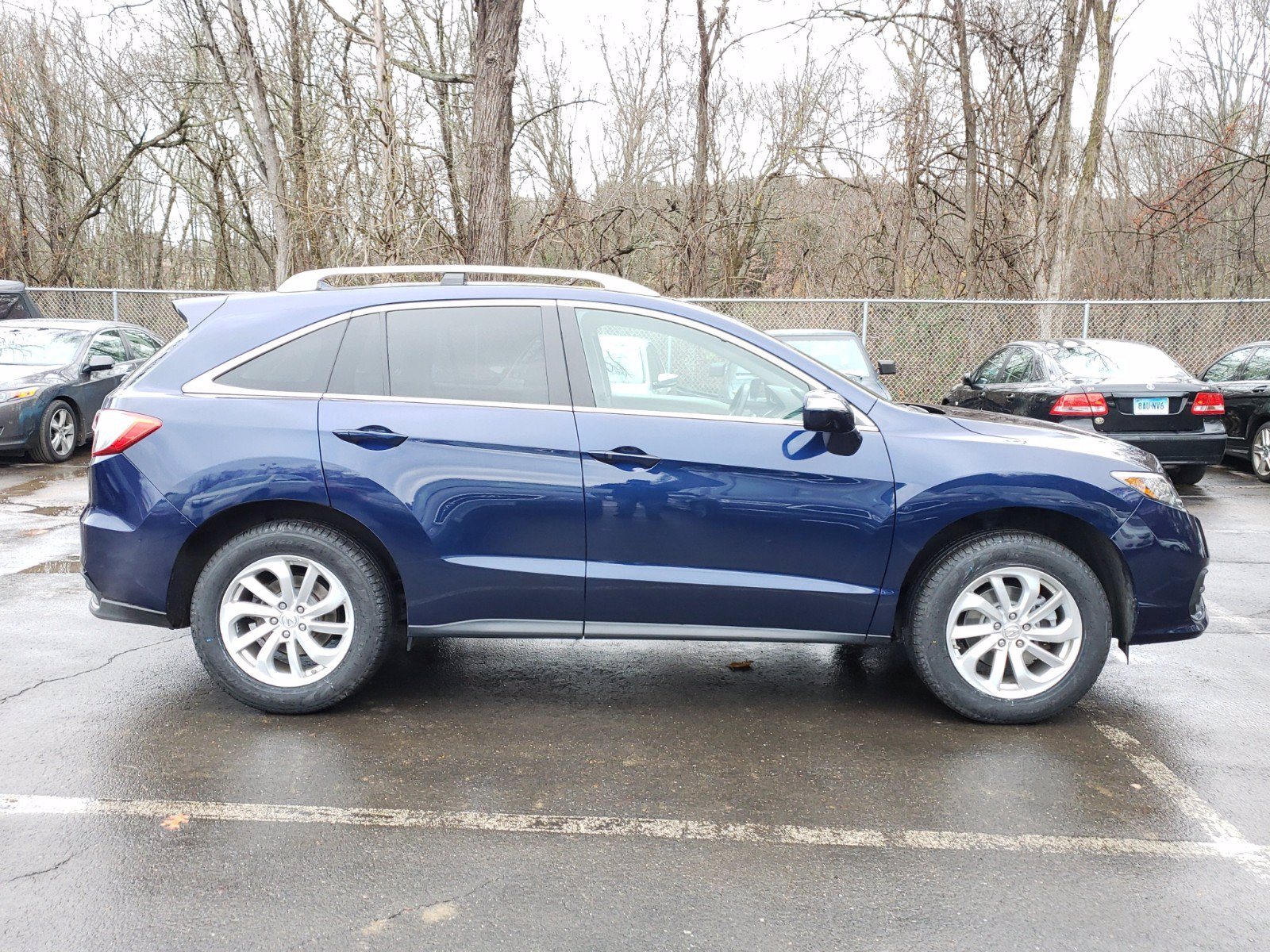Pre-Owned 2018 Acura RDX w/Technology Pkg
