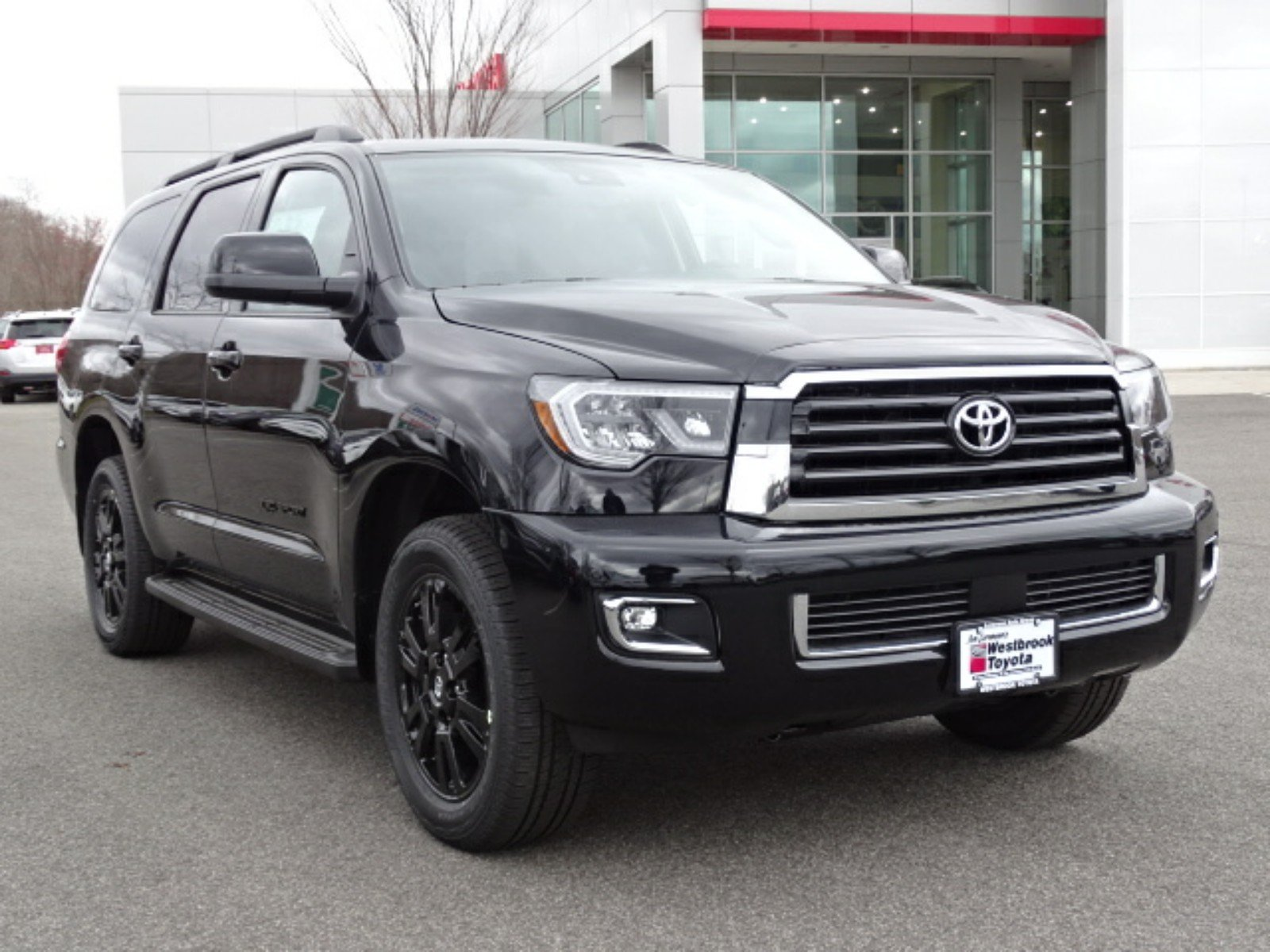 New 2018 Toyota Sequoia Trd Sport Utility In Westbrook 18554 2004 Wheels