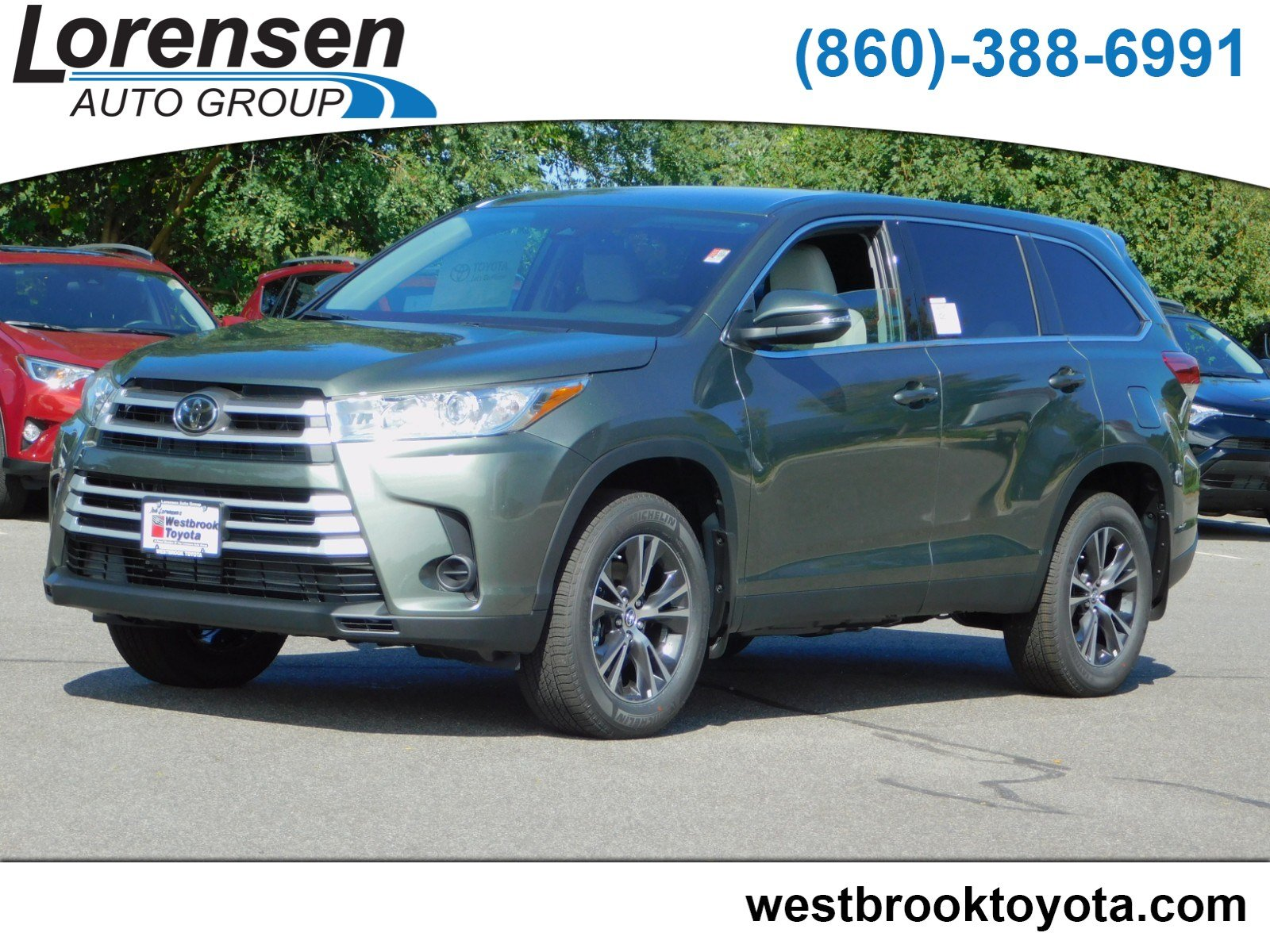 Toyota Highlander Service Manual: Inside vehicle