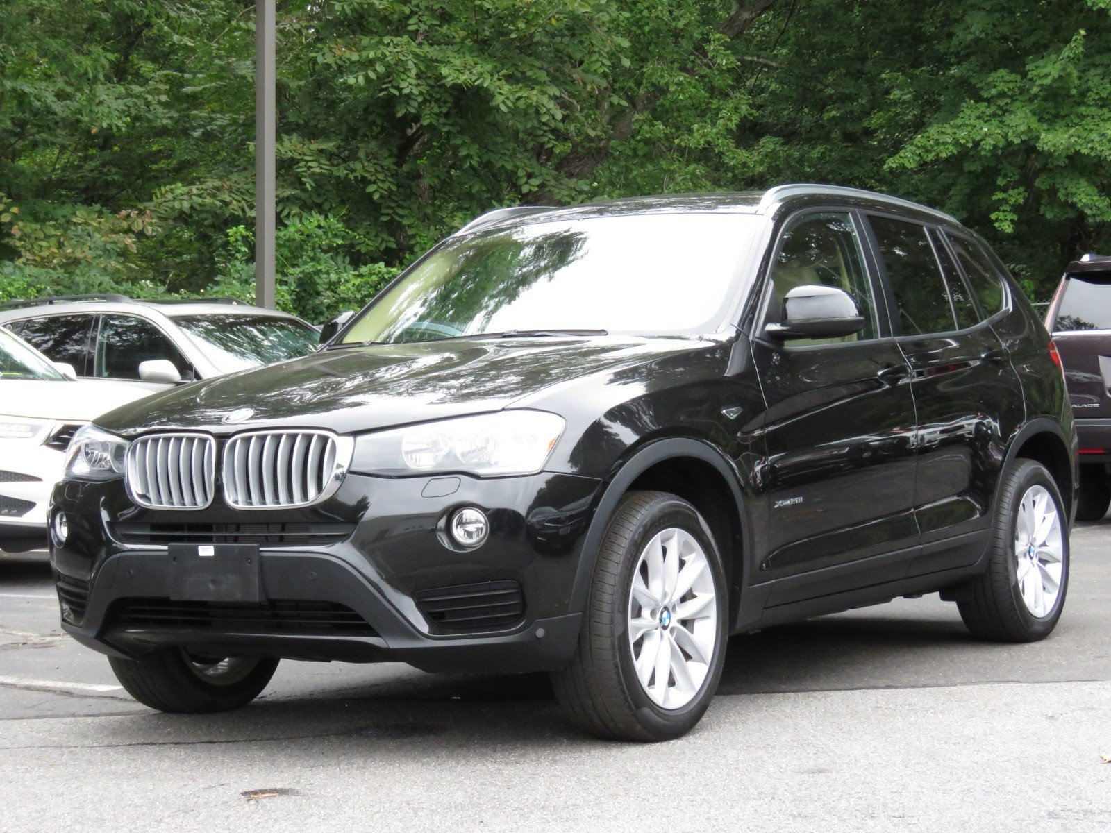 Pre Owned 2016 BMW X3 xDrive28i All Wheel Drive Sport Utility