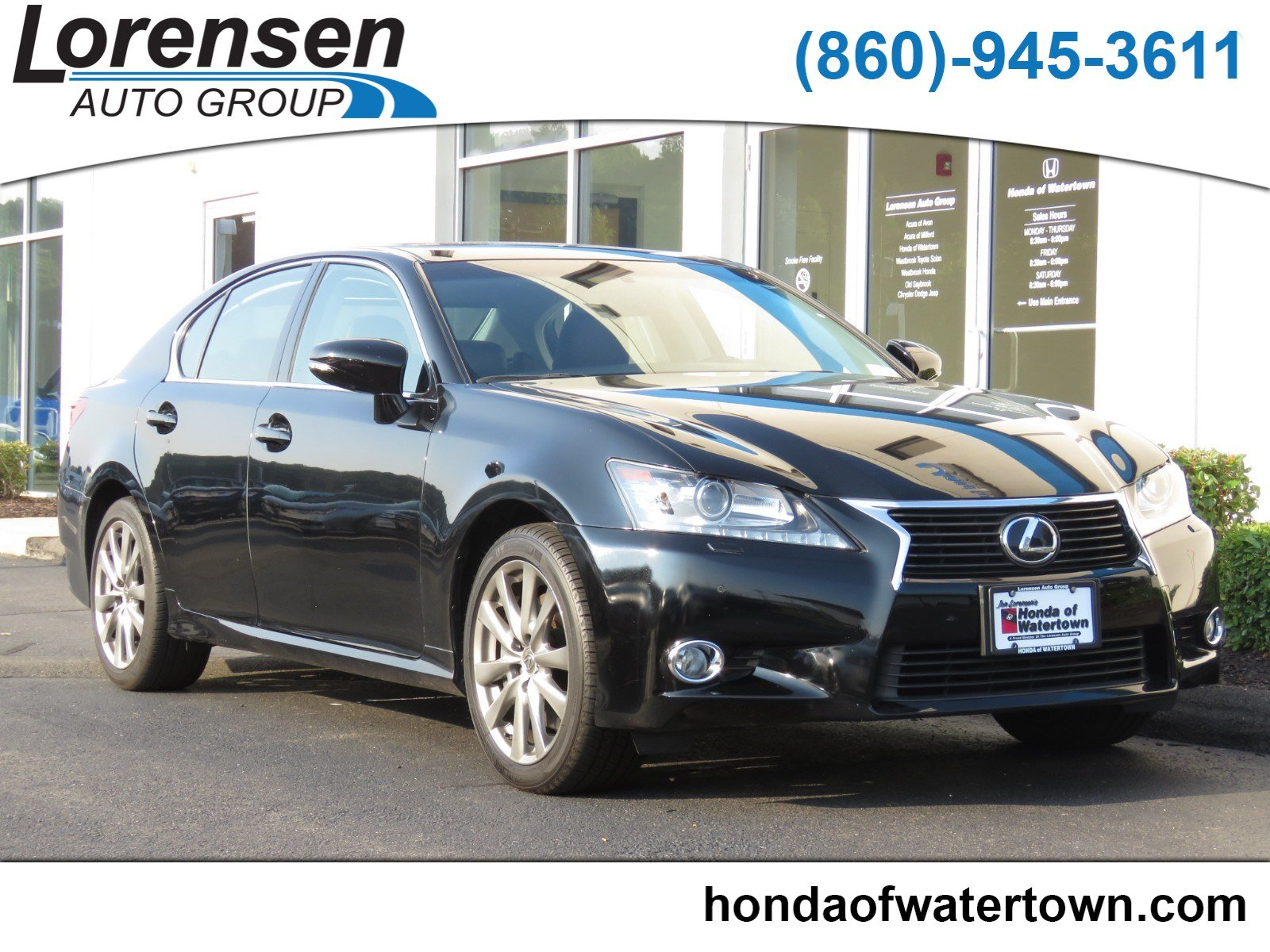 Pre Owned 2015 Lexus GS 350 4dr Sdn AWD
