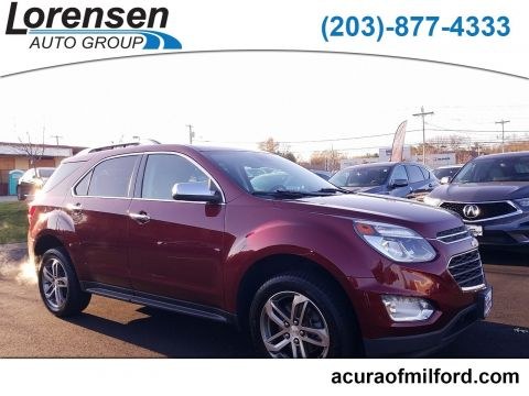 Pre-Owned 2017 Chevrolet Equinox Premier