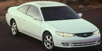 Pre-Owned 1999 Toyota Camry Solara