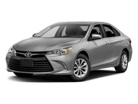 Certified Pre-Owned 2016 Toyota Camry LE