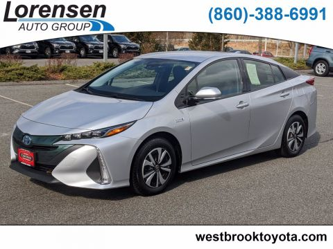 Certified Pre-Owned 2018 Toyota Prius Prime Plus